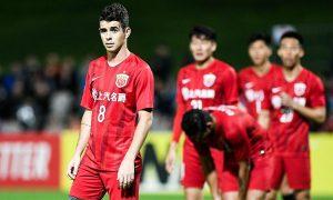 Oscar – Tawar-menawar sepak bola Cina