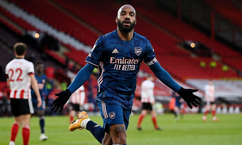 Arsenal kembali menemukan kemenangan