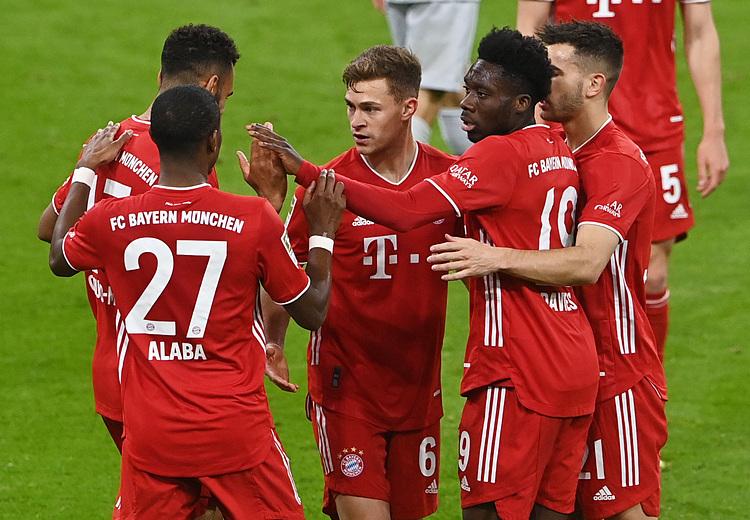 Bayern dekat dengan kejuaraan Bundesliga
