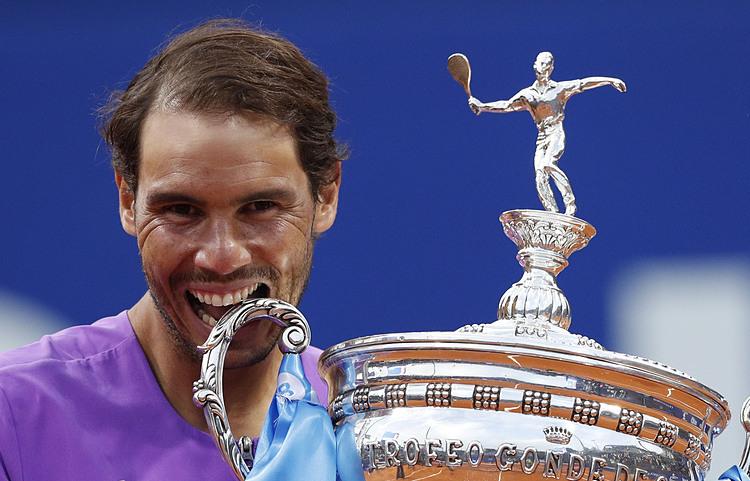 Kejuaraan Barcelona Terbuka ke-12 Nadal
