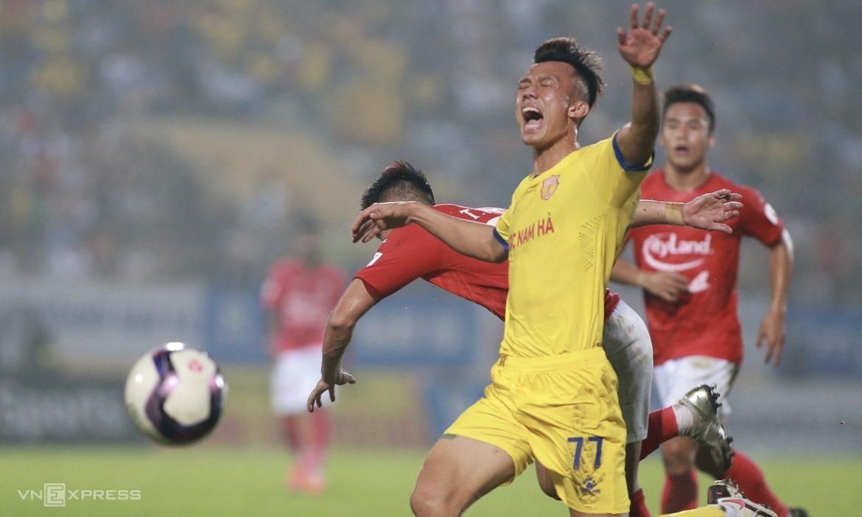 Pertarungan bertahan hidup di V-League