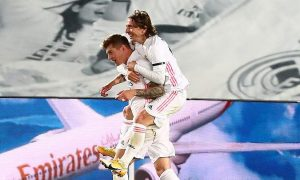 Real – Barca: Hasil pertandingan Real untuk ketiga kalinya berturut-turut memenangi Barca