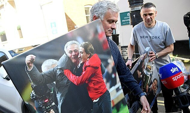 Mourinho: 'Saya tidak butuh istirahat'