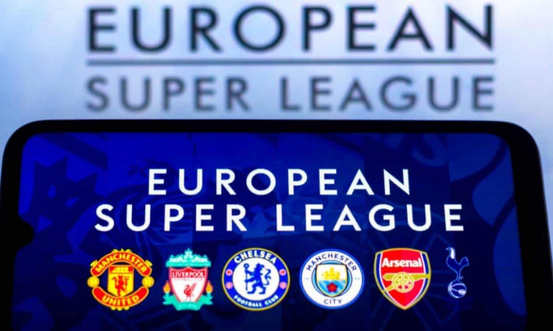 Enam raksasa Liga Premier mundur dari Liga Super