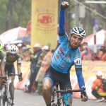 Kepiting Prancis untuk kedua kalinya memenangkan leg di turnamen trans-Vietnam