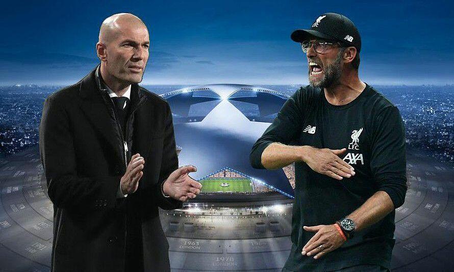 Putusan Real Madrid vs Liverpool