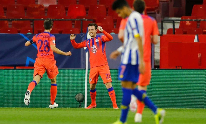 Salah satu kakinya adalah Chelsea di semifinal Liga Champions