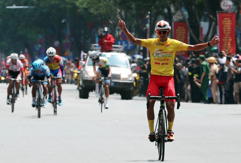 Hadiah sepeda Cross-Vietnam memiliki dana hadiah hampir 2 miliar VND