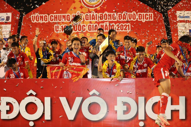 PVF terus memenangkan Kejuaraan Nasional U19