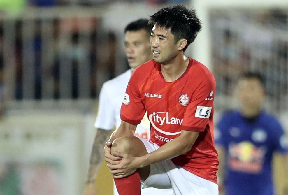 Lee Nguyen mungkin absen dari pertandingan melawan Binh Dinh