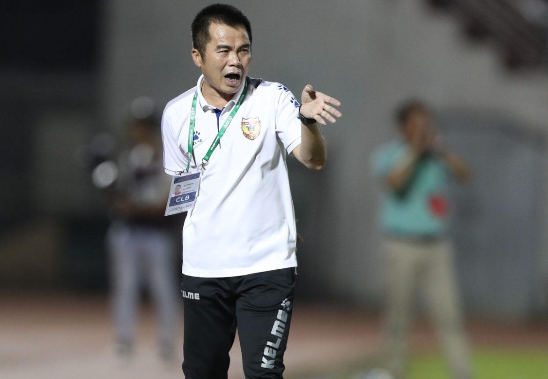 Pelatih Pham Minh Duc mengucapkan selamat tinggal pada Ha Tinh