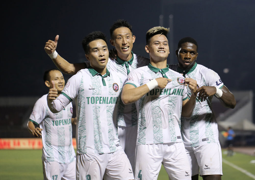 Klub Binh Dinh – seseorang yang berpengalaman di V-League