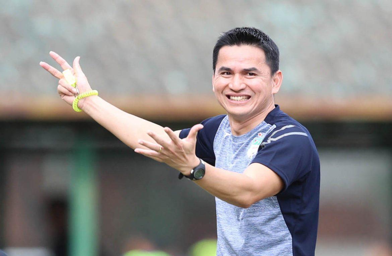 Kiatisuk mengakui peruntungannya pada Nam Dinh