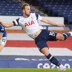 Kane menyelamatkan Tottenham dari kekalahan dari Everton