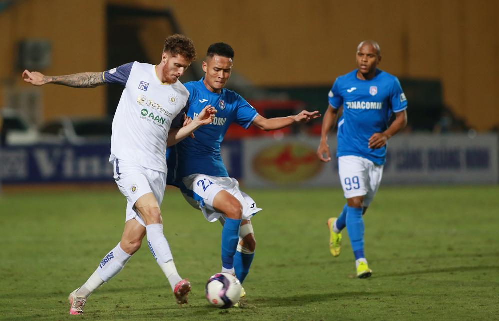 Klub Quang Ninh mentransfer gaji tujuh bulan kepada pemain