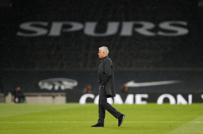 10 tanda hitam Mourinho di Tottenham
