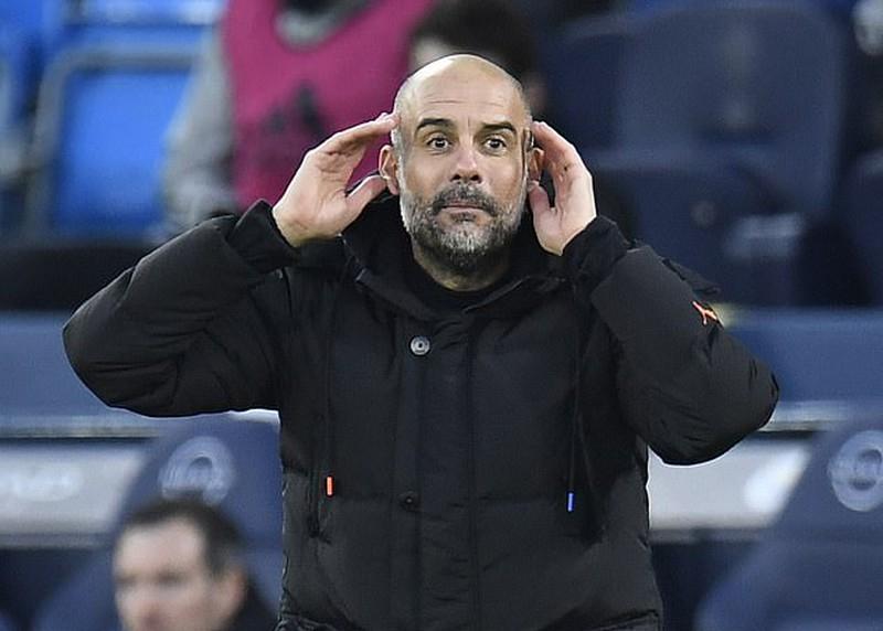 Guardiola menyiratkan bahwa Man City tidak menjangkau Haaland