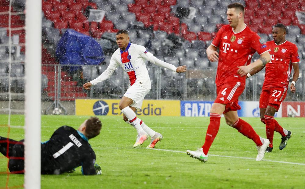 Neuer: 'Pertahanan PSG memiliki banyak masalah'