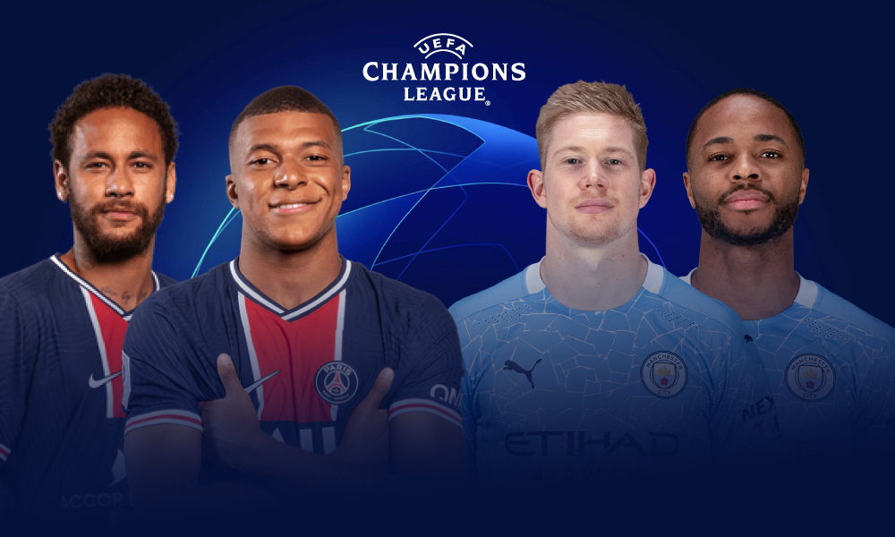 PSG – Man City: Kekuatan pemain yang kuat