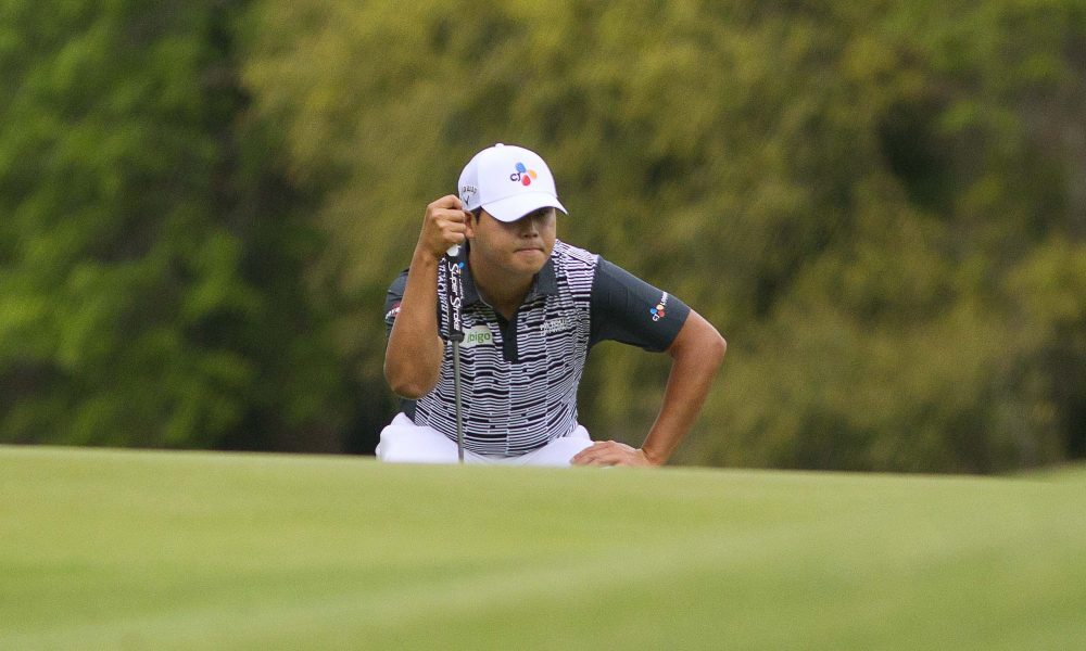 Tendangan 'keras' PGA Tour