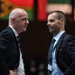 Liga Super menghadapi FIFA dan UEFA
