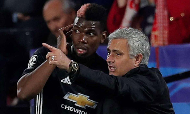 Pogba: 'Mourinho melawan pemain'