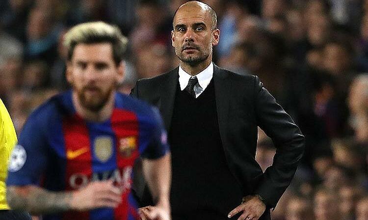 Guardiola: 'Ada pemain yang hanya mengenal diri mereka sendiri di Barca'