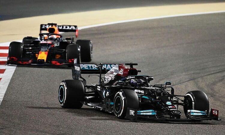 Grand Prix Bahrain memecahkan rekor televisi