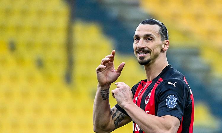 Milan memperpanjang kontraknya dengan Ibrahimovic