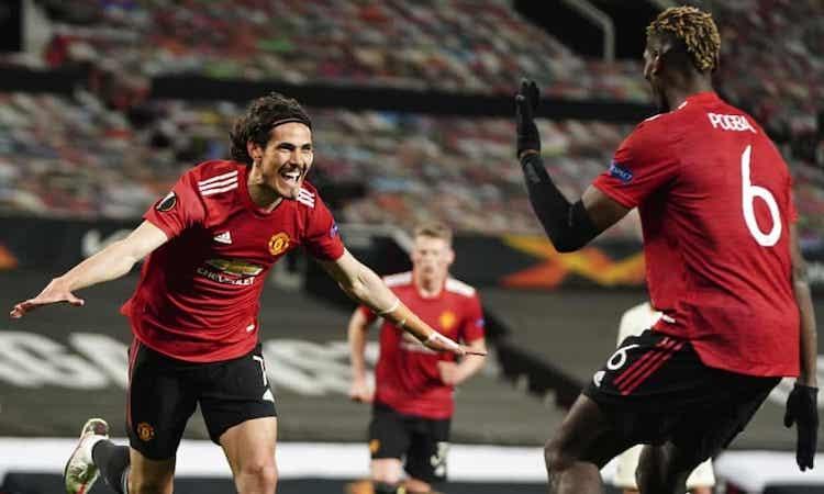 Kemenangan besar Man Utd di semifinal Liga Europa