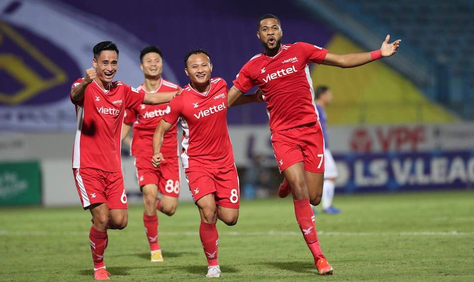 Hasil VIDEO di Hanoi 0-1 Viettel – putaran 8 V-League