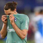 Schalke dilempar telur oleh fans setelah degradasi