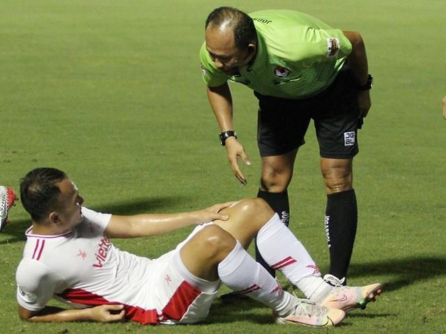 Trong Hoang pensiun dari seri terakhir kualifikasi Piala Dunia