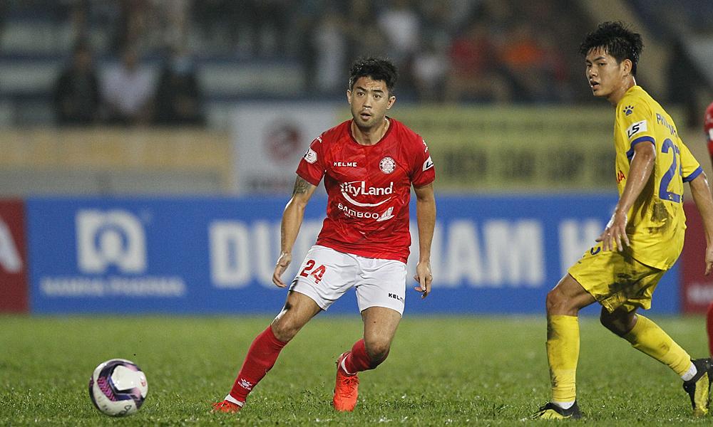 Pelatih Nam Dinh: 'Jika Anda menang, HCM City juga membeli waktu'