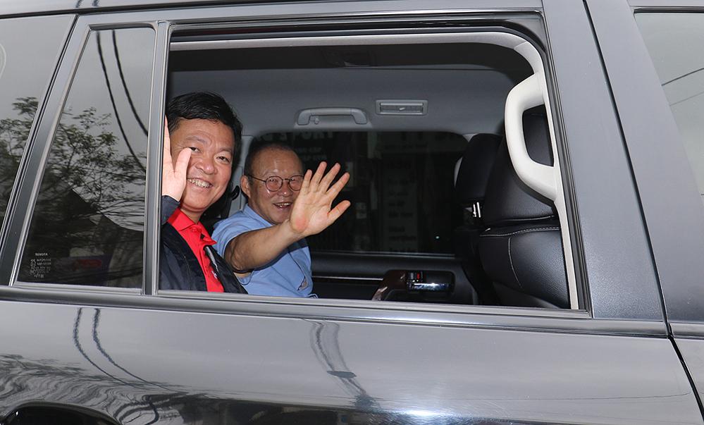Tuan Hoan 'petasan' adalah Ketua Klub Hai Phong