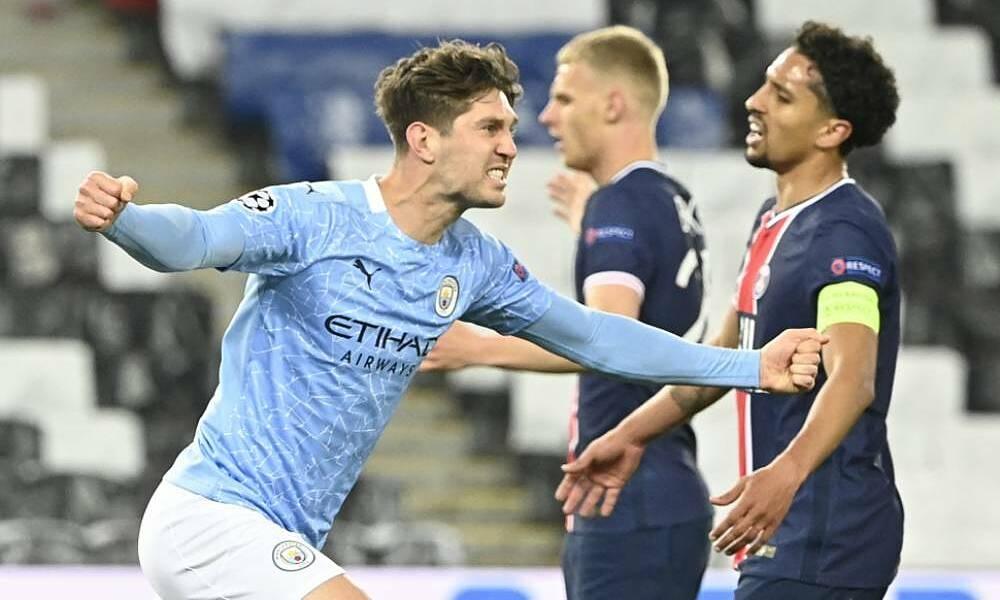 Man City menang melawan PSG