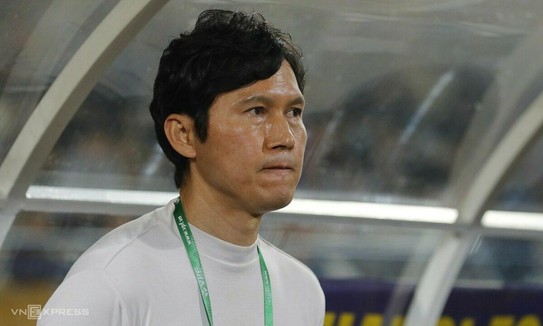 Pelatih baru Hanoi menyesalkan kurangnya pemain