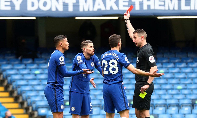 Tuchel: 'Chelsea tidak memperkirakan risiko dari kartu merah'