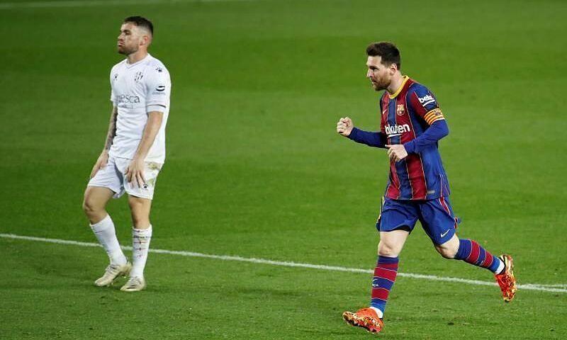 Barca sebelumnya berkesempatan mengikuti Atletico