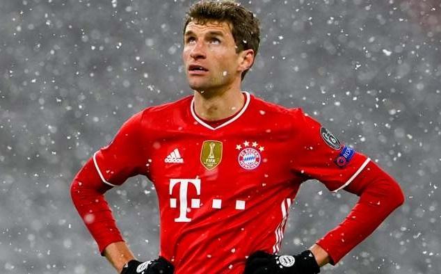 Muller: 'Tidak ada yang akan mengatakan apa-apa jika Bayern menang 6-3'