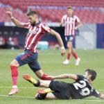 Atletico mempertahankan puncak klasemen La Liga