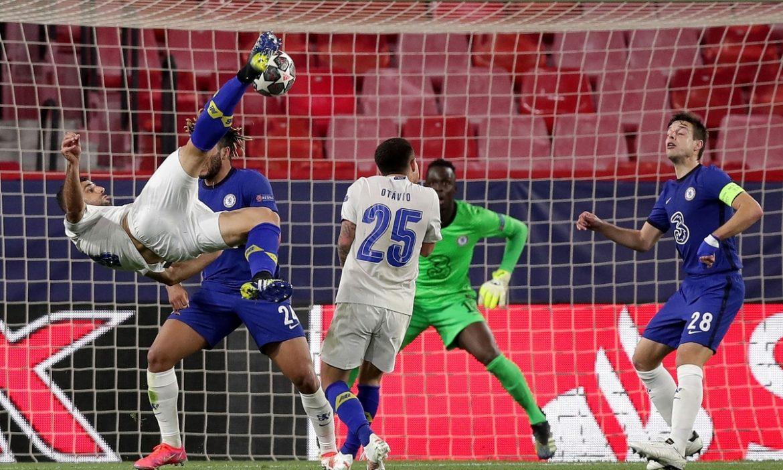 Chelsea ke semifinal Liga Champions