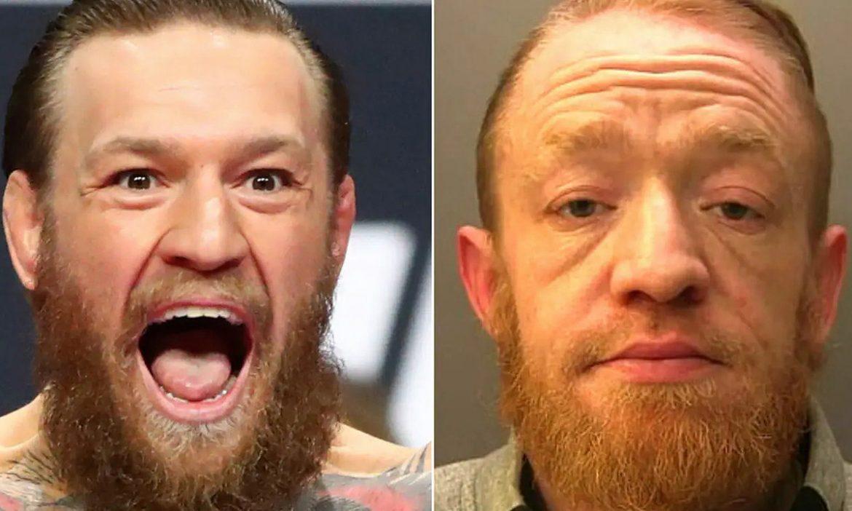 Masuk penjara karena menyamar sebagai McGregor untuk menjual narkoba