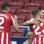 Atletico kembali menduduki puncak klasemen La Liga
