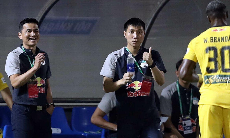 Kiatisuk: 'Taktik yang menciptakan kemenangan untuk HAGL'