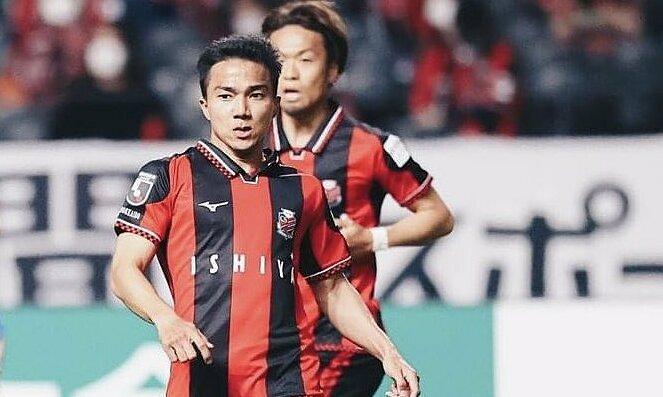 Chanathip bersinar di pertandingan J-League ke-100