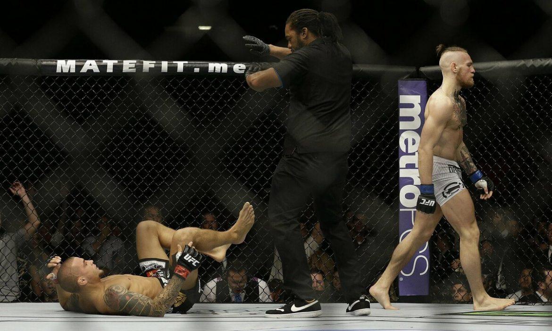 McGregor membatalkan pertandingan dengan Poirier