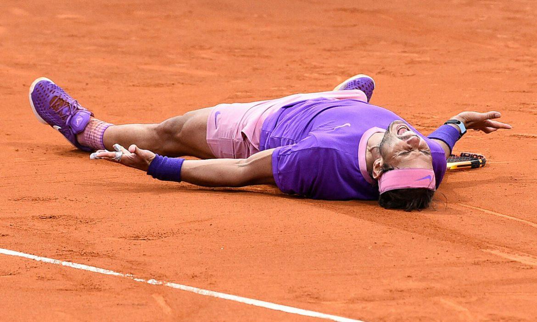 Nadal kembali ke nomor dua dunia
