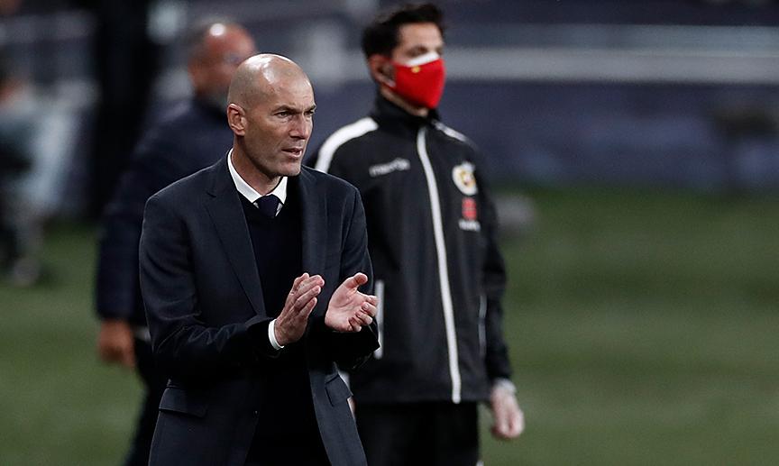 Zidane: 'Menyingkirkan Real dari Liga Champions adalah ide konyol'