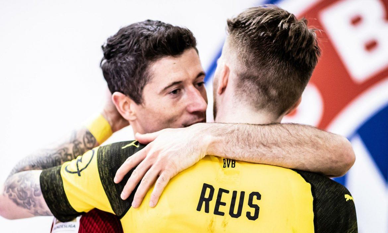 Dortmund, Bayern dengan suara bulat menolak Liga Super